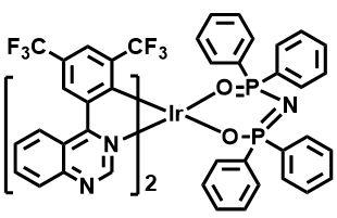 Formula: C56H34F12IrN5O2P2