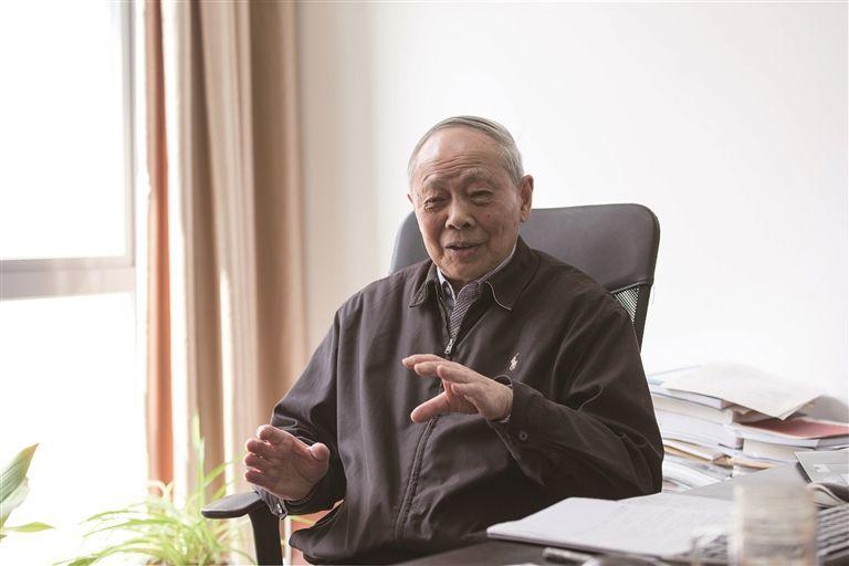 郑有炓院士获得江苏省科学技术最高奖
